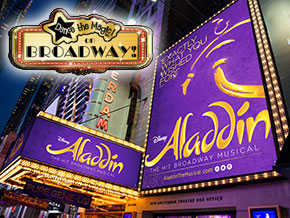 Dance the magiv on Broadway
